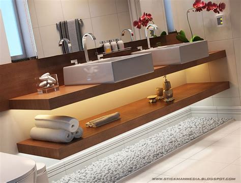 small bathroom countertop ideas 67 best images about banheiros on madeira led