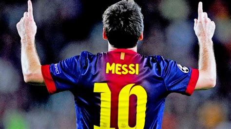 Video: It looks like Lionel Messi refused to be ...