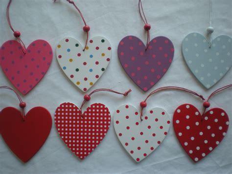 shabby chic hearts shabby chic wooden heart hanging decoration xmas door hanger ebay
