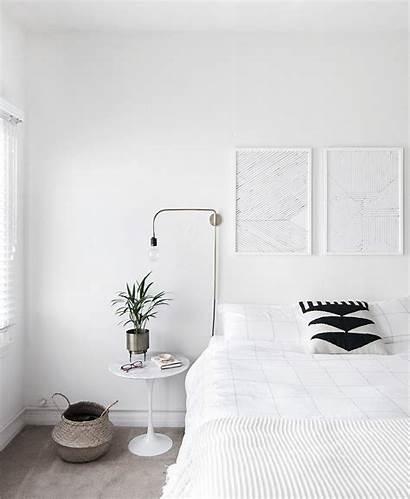 Bedroom Minimal Scandinavian Minimalist Achieve Neutral Homey