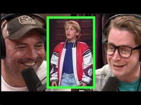 Joe Rogan  Macaulay Culkin On Doing Snl When He Was 11!! Youtube