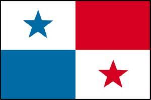 Photo du drapeau panaméen
