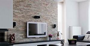 Barroco stone panels wall decoration modern living