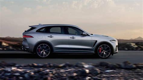 hp jaguar  pace adds utility   svr range