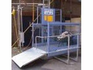Lighting Gantry Rack And Pinion Hoists Speedy Services