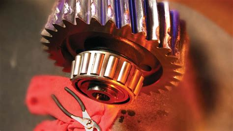 age  contamination affect rolling bearings  gears