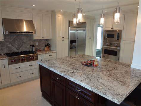 Antique White Kitchen Cabinets Improving Room Coziness