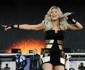 Wireless Festival 2019 Black Eyed Peas Singer Fergie