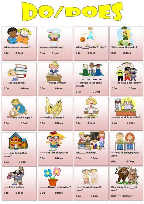 Dodoes Worksheet  Free Esl Printable Worksheets Made By Teachers