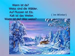 Wann Beginnt Die Weihnachtszeit : wann ist da weiss sind die w lder auf flussen ist eis kalt ist das ~ Markanthonyermac.com Haus und Dekorationen