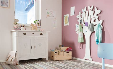 Wand Im Kinderzimmer Gestalten by Kinderzimmer F 252 R M 228 Dchen Gestalten Bei Hornbach Luxemburg