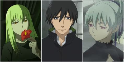 Darker Than Black: The Main Characters, Ranked From Worst To Best By Character Arc