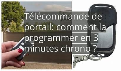 Portail Telecommande Une Comment Programmer