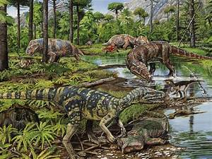Triassic Period Facts And Information National Geographic