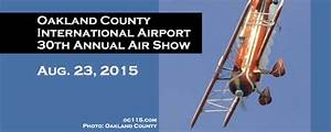 Oakland County International Airport 30th Annual Air Show ...