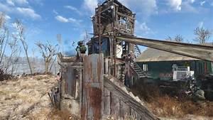 Fallout 4 Sunshine Tidings Co-op settlement build no mods ...