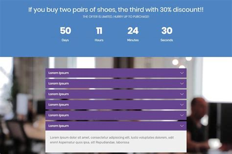 Ecommerce Template Mobirise by Tables Ecommerce Website Template