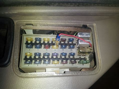2010 Jeep Compas Fuse Box by 2017 Jeep Compass Interior Fuse Box Location