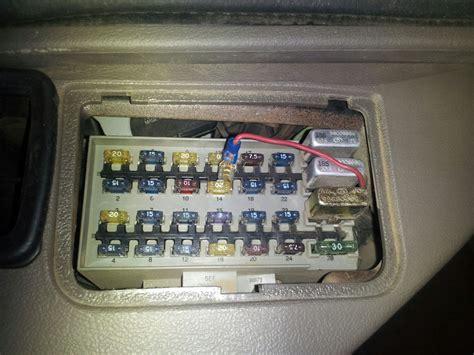Jeep Fuse Box by 2017 Jeep Compass Interior Fuse Box Location