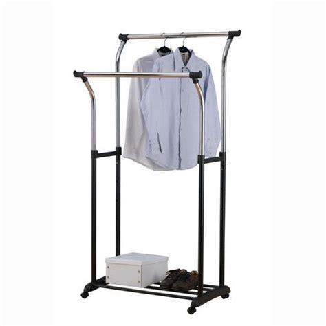 walmart clothing rack rod garment rack walmart canada