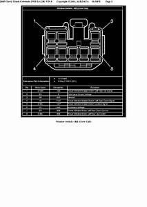 2004 Chevy Colorado Wiring Diagram