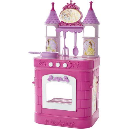princess kitchen play set walmart disney princess magical play kitchen walmart