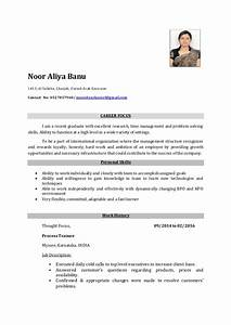aliya company resume With the resume company