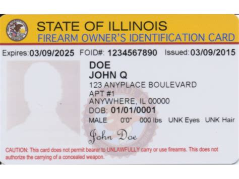 Becoming A Gun Owner In Illinois