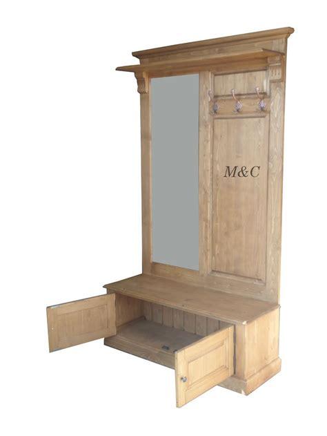 elements cuisine conforama meuble vestiaire en pin massif anglais
