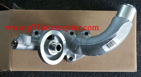 ford crown victoria oil filter housing gasket