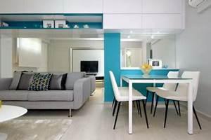 Kleine Räume Gestalten : kleines wohnzimmer einrichten gestaltungsidee f r kleine ~ Lizthompson.info Haus und Dekorationen