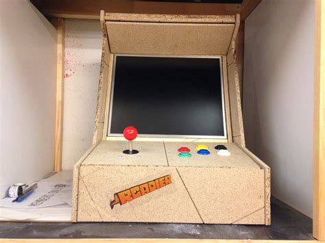 How Make Your Own Arcade Machine Build Electronic