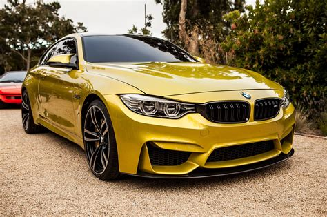 bmw m4 coupe concept appears at pebble beach first live