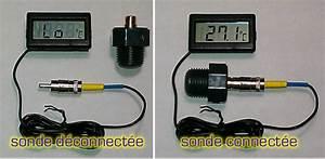 Thermometre De Piscine : thermom tre num rique piscine pour circuit de filtration ~ Carolinahurricanesstore.com Idées de Décoration