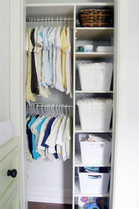 for small rooms maximize space in the closet