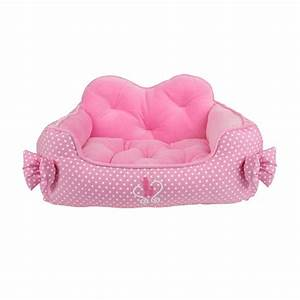 premium house dog bed by pinkaholic pink baxterboo With big pink dog bed