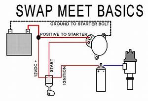 12 volt relay wiring diagrams 12 volt relay operation With simple automotive wiring diagram