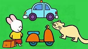 Association Prete Moi Une Voiture : didou dessine moi un scooter une voiture de police et une loutre apprendre dessiner avec ~ Gottalentnigeria.com Avis de Voitures