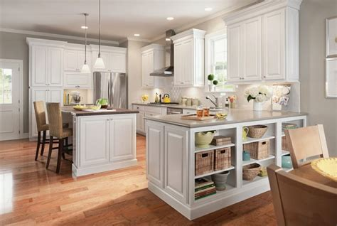 timberlake cabinets home depot cabinetry from the newport collection by american woodmark