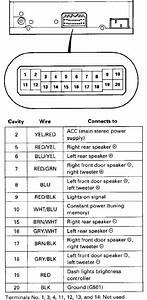 Honda Odyssey Wiring Diagram 2001