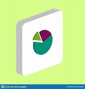 Diagram Computer Symbol Stock Vector  Illustration Of Cool