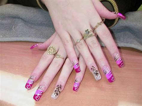 Cute Natural Nail Designs 2013