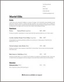 resume in exles for usa uk resume format free excel templates