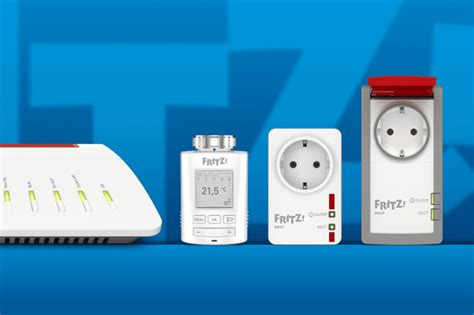 avm fritz smart home smart  home systemede