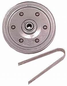 ideal security poulie pour porte de garage 4 po reno With poulie porte de garage