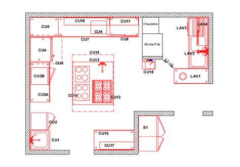 plans de cuisine la nouvelle cuisine est bient 244 t arriv 233 e la savie