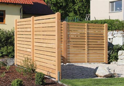 holzzaun selber bauen sichtschutz sichtschutz waagrecht 95 mm garten in 2019 zaun sichtschutz garten und sichtschutz