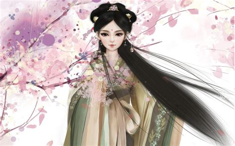 anime geisha wallpapers top  anime geisha