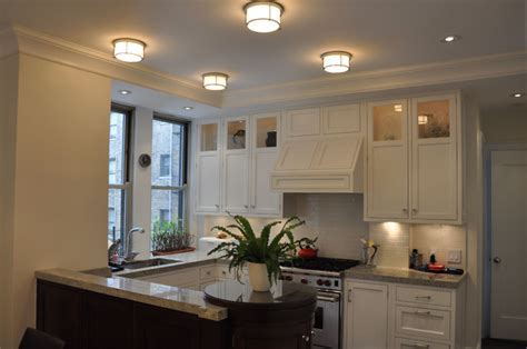 Pre War Apartment II   Traditional   Kitchen   new york