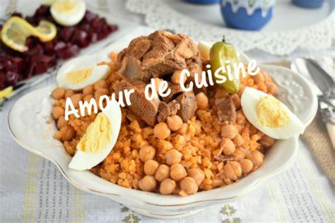 1 amour de cuisine chekhchoukha constantinoise chakhchoukha de constantine